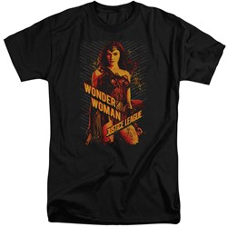 Justice League Movie - Mens Wonder Woman Tall T-Shirt