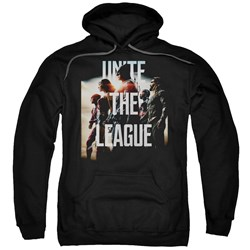 Justice League Movie - Mens Dawn Pullover Hoodie