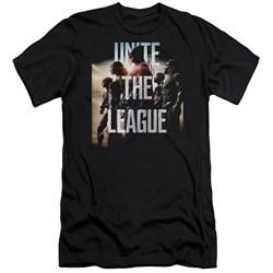 Justice League Movie - Mens Dawn Slim Fit T-Shirt