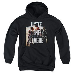 Justice League Movie - Youth Dawn Pullover Hoodie