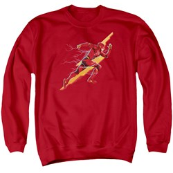 Justice League Movie - Mens Flash Forward Sweater