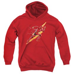 Justice League Movie - Youth Flash Forward Pullover Hoodie