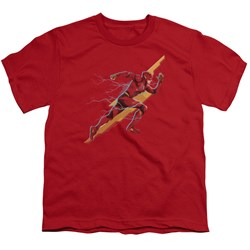 Justice League Movie - Youth Flash Forward T-Shirt
