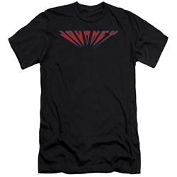 Journey - Mens Perspective Logo Premium Slim Fit T-Shirt