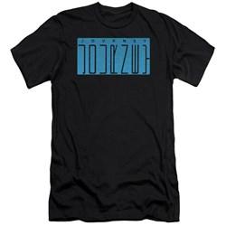 Journey - Mens Escape Logo Premium Slim Fit T-Shirt