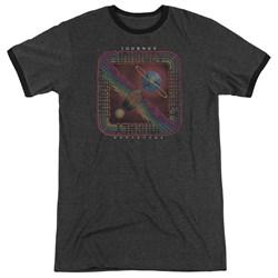 Journey - Mens Departure Ringer T-Shirt