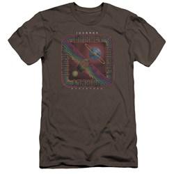 Journey - Mens Departure Premium Slim Fit T-Shirt