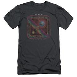 Journey - Mens Departure Slim Fit T-Shirt