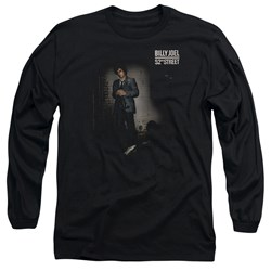 Billy Joel - Mens 52Nd Street Long Sleeve T-Shirt