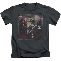 Kiss - Youth Alive! T-Shirt