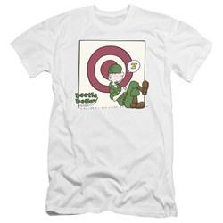 Beetle Bailey - Mens Target Nap Premium Slim Fit T-Shirt