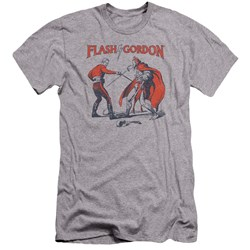 Flash Gordon - Mens Duel Premium Slim Fit T-Shirt