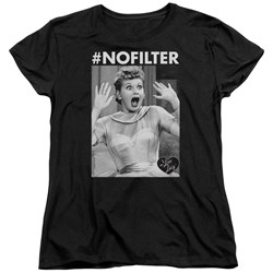 I Love Lucy - Womens No Filter T-Shirt