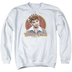 I Love Lucy - Mens Current Mood Sweater