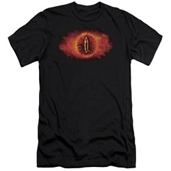 Lor - Mens Eye Of Sauron Premium Slim Fit T-Shirt