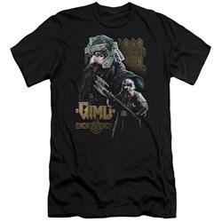Lor - Mens Gimli Premium Slim Fit T-Shirt