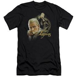Lor - Mens Legolas Premium Slim Fit T-Shirt