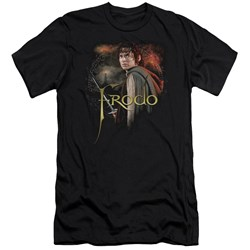 Lor - Mens Frodo Premium Slim Fit T-Shirt
