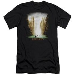 Lor - Mens Kings Of Old Premium Slim Fit T-Shirt