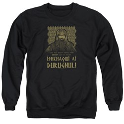 Lord Of The Rings - Mens Ishkhaqwi Durugnul Sweater