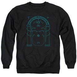 Lord Of The Rings - Mens Doors Of Durin Sweater