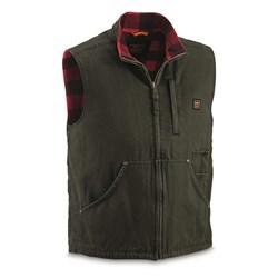 Walls - Mens YE341 Pecos Vintage Duck Vest