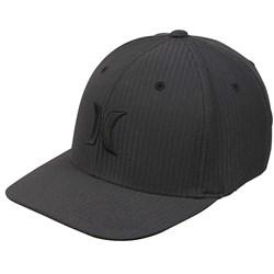 Hurley - Mens Black Textures Hat