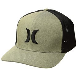 Hurley - Mens One And Textures Trucker Hat