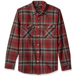 Brixton - Mens Bowery Flannel Woven