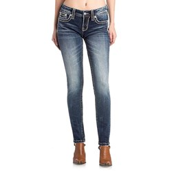 Miss Me - Womens Hailey Skinny M5014S295 Jeans