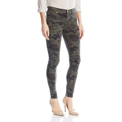 Hudson - Womens Nico Midrise Ankle Super Skinny Jeans