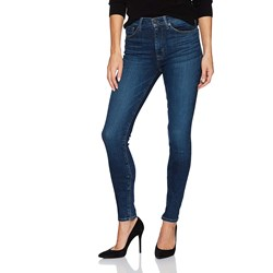 Hudson - Womens Barbara High Waist Super Skinny Jeans