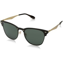 Ray-Ban RB3576N Unisex-Adult Blaze Clubmaster Sunglasses