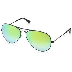 Ray-Ban RB3025 Mens Aviator Large Metal Sunglasses