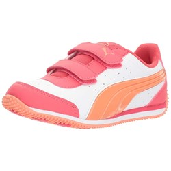 PUMA - Pre-School Speed Lightup Power with Fastner Shoes