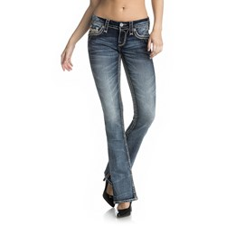 Rock Revival - Womens Randi B204 Boot Cut Jeans