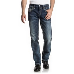 Rock Revival - Mens Ephal J2 Straight Jeans