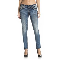 Rock Revival - Womens Boris S231 skinny Jeans
