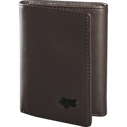 Fox - Mens Trifold Leather Wallet