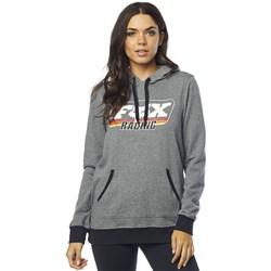 Fox - Women's Retro Fox Pullover Hoodie