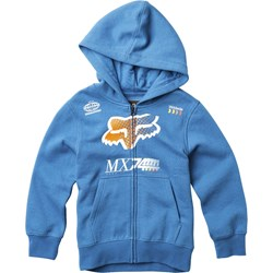 Fox - Youth Backdrafter Zip