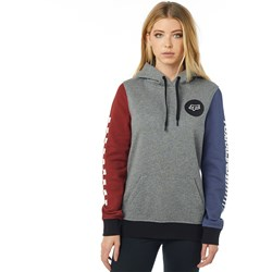Fox - Women's High Side Pullover Hoodie