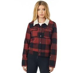 Fox - Women's Burnett Lined Flannel