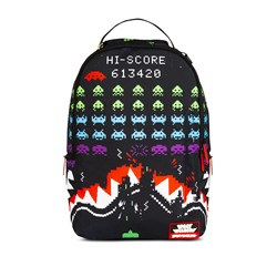 Sprayground - Unisex Adult Shark Space Invaders 40Th Anniversary Backpack