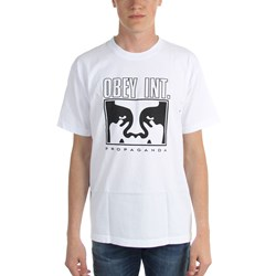 Obey - Mens Obey Int. Icon Face T-Shirt