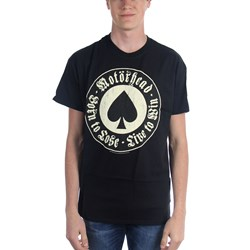 Motorhead Born To Lose Mens T-Shirt