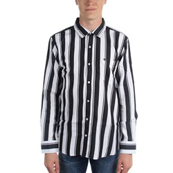 Obey - Mens Echo Long Sleeve Woven Shirt