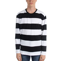 10 Deep - Mens Sound & Fury Stripe Long Sleeve T-Shirt
