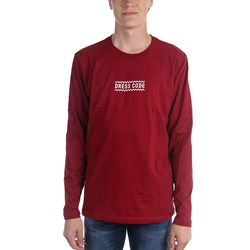 Dress Code -Simple Long Sleeve T-shirt
