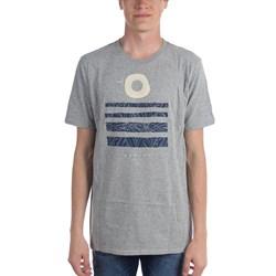 Hurley - Mens Setting Lines T-Shirt